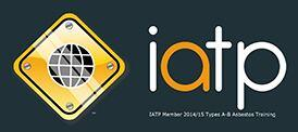Online Asbestos Awareness Training Course Armco Asbestos Training - IATP logo