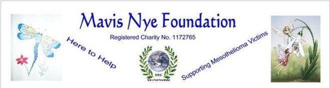 Mavis Nye Foundation officially registered
