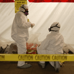 Asbestos training Courses - asbestos workers in PPE clothing