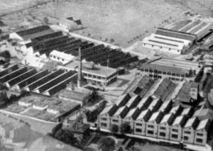 asbestos in london - cape asbestos factory