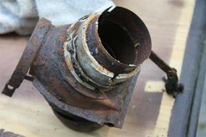 Asbestos in cars - asbestos valve ring